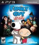 Activision Family Guy Back to the Multiverse PS3 Playstation 3 Game
