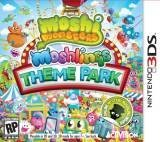 Activision Moshi Monsters Moshlings Theme Park Nintendo 3DS Game