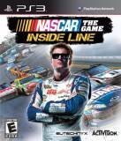 Activision Nascar The Game Inside Line PS3 Playstation 3 Game