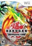 Activision Bakugan Defenders of the Core Nintendo Wii Game