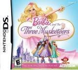 Activision Barbie and the Three Musketeers Nintendo DS Game