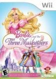 Activision Barbie and the Three Musketeers Nintendo Wii Game
