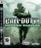 Activision Call Of Duty 4 Modern Warfare PS3 Playstation 3 Game