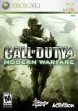 Activision Call Of Duty 4 Modern Warfare Xbox 360 Game