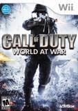 Activision Call of Duty Modern Warfare Reflex Nintendo Wii Game
