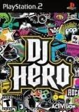 Activision DJ Hero PS2 Playstation 2 Game