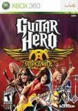 Activision Guitar Hero Aerosmith Xbox 360 Game