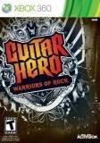 Activision Guitar Hero Warriors of Rock Xbox 360 Game