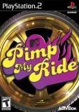 Activision Pimp My Ride PS2 Playstation 2 Game