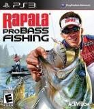 Activision Rapala Pro Bass Fishing PS3 Playstation 3 Game