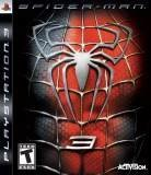 Activision Spiderman 3 PS3 Playstation 3 Game