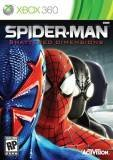 Activision Spiderman Shattered Dimensions Xbox 360 Game
