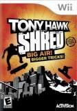 Activision Tony Hawk Shred Game Nintendo Wii Game