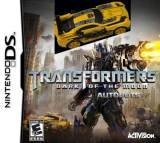 Activision Transformers 3 Dark of the Moon Autobots Nintendo DS Game