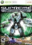 Aspyr Supreme Commander Xbox 360 Game