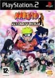 Atari Naruto Ultimate Ninja PS2 Playstation 2 Game