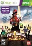 Bandai Power Rangers Super Samurai Xbox 360 Game