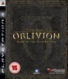 Bethesda Softworks Oblivion The Elder Scrolls 4 Game Of The Year PS3 Playstation 3 Game