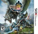 Capcom Monster Hunter 3 Ultimate Nintendo 3DS Game