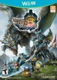 Capcom Monster Hunter 3 Ultimate Nintendo Wii U Game
