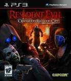 Capcom Resident Evil Operation Raccoon City PS3 Playstation 3 Game