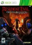 Capcom Resident Evil Operation Raccoon City Xbox 360 Game
