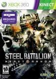 Capcom Steel Battalion Heavy Armour Xbox 360 Game