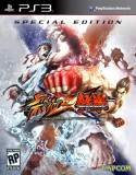 Capcom Street Fighter X Tekken Special Edition PS3 Playstation 3 Game
