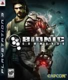 Capcom Bionic Commando PS3 Playstation 3 Game