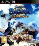 Capcom Sengoku Basara Samurai Heroes PS3 Playstation 3 Game