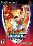 Capcom Street Fighter Alpha Anthology PS2 Playstation 2 Game