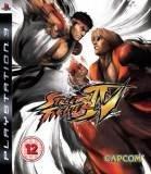 Capcom Street Fighter IV PS3 Playstation 3 Game