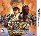 Nintendo Super Street Fighter IV 3D Edition Nintendo 3DS Game