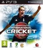 Codemasters International Cricket 2010 PS3 Playstation 3 Game