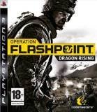 Codemasters Operation Flashpoint Dragon Rising PS3 Playstation 3 Game