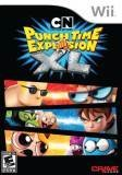Crave Entertainment Cartoon Network Punch Time Explosion XL Nintendo Wii Game