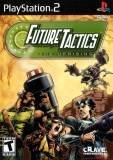 Crave Entertainment Future Tactics The Uprising PS2 Playstation 2 Game