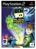 D3 Ben 10 Alien Force PS2 Playstation 2 Game