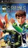 D3 Ben 10 Ultimate Alien Cosmic Destruction PSP Game