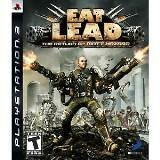 D3 Eat Lead The Return of Matt Hazard PS3 Playstation 3 Game