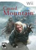Deep Silver Cursed Mountain Nintendo Wii Game