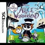 Disney Alice in Wonderland Nintendo DS Game
