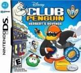 Disney Disney Club Penguin Herberts Revenge Nintendo DS Game