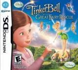 Disney Disney Fairies Tinkerbell and the Great Fairy Rescue Nintendo DS Game