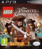 Disney Lego Pirates Of The Caribbean The Video Game PS3 Playstation 3 Game