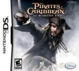 Disney Pirates Of The Caribbean 3 Nintendo DS Game