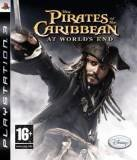 Disney Pirates of the Caribbean At Worlds End PS3 Playstation 3 Game