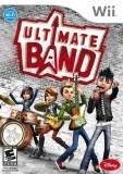 Disney Ultimate Band Nintendo Wii Game