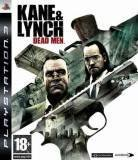 Eidos Interactive Kane And Lynch Dead Men PS3 Playstation 3 Game