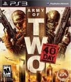 Electronic Arts Army of Two The 40th Day PS3 Playstation 3 Game